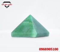 Kim tự tháp đá thạch anh các màu ngũ hành
